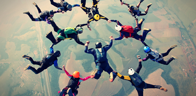 Tipp: Interdisziplinäre Teams bilden